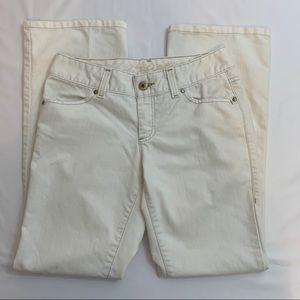Tommy Hilfiger Women's size 6 Jeans Ivory